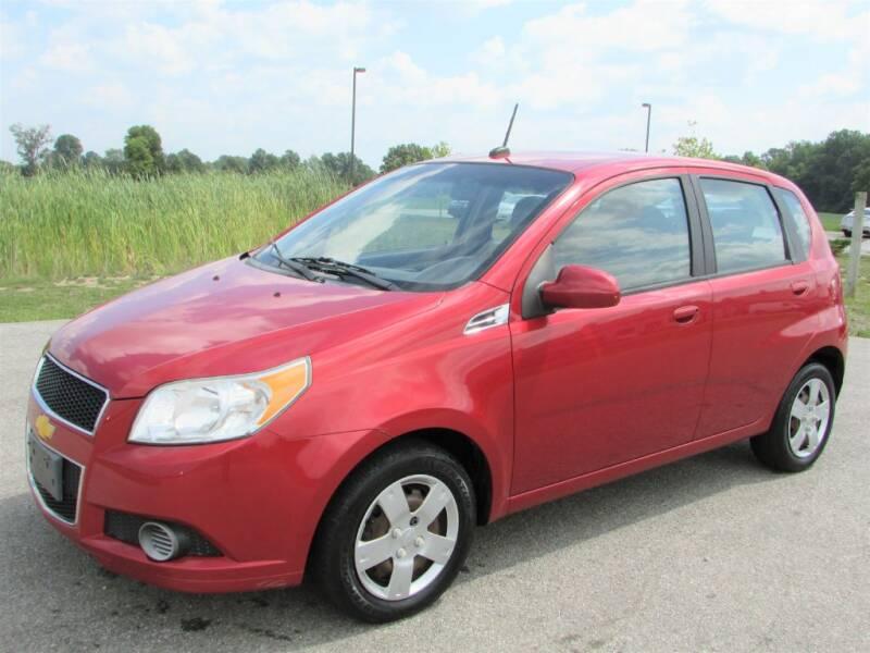 2010 Chevrolet Aveo Aveo5 LT 4dr Hatchback w/1LT - Delaware OH