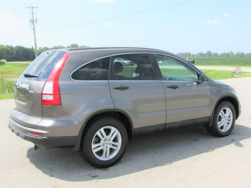 2010 Honda CR-V AWD EX 4dr SUV - Delaware OH