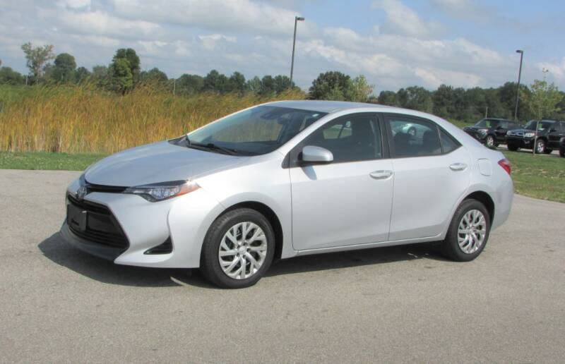 2017 Toyota Corolla L 4dr Sedan - Delaware OH