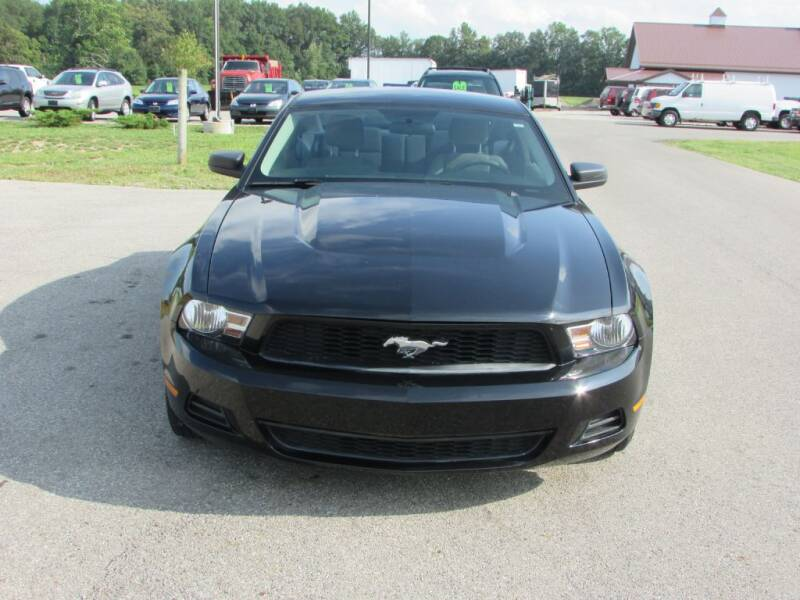 2010 Ford Mustang  - Delaware OH