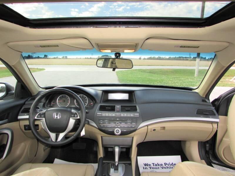 2010 Honda Accord EXL - Delaware OH
