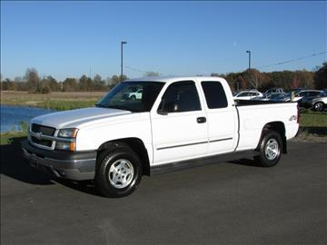 2004 Chevrolet Silverado 1500 for sale at 42 Automotive in Delaware OH