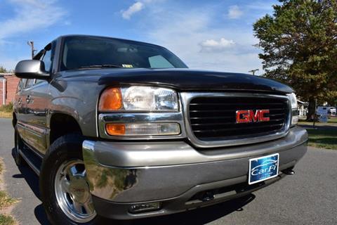2001 GMC Yukon XL for sale in Leesburg, VA