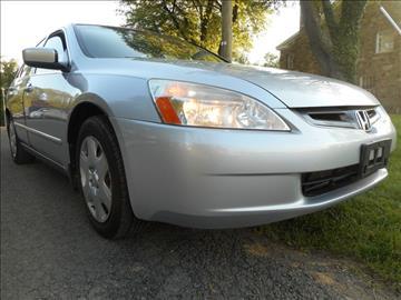 2005 Honda Accord for sale in Leesburg, VA