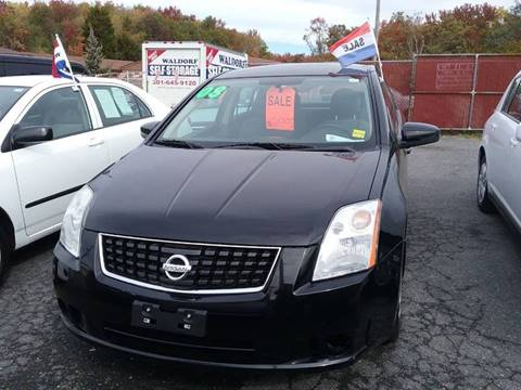 2008 Nissan Sentra for sale in Waldorf MD