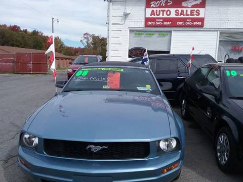 2008 Ford Mustang for sale in Waldorf MD