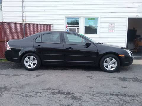 2009 Ford Fusion for sale in Waldorf, MD