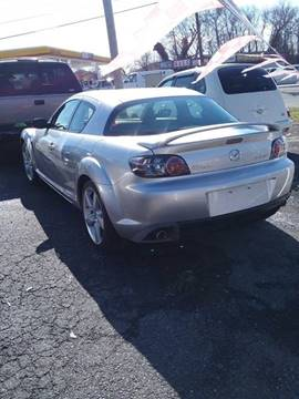 2006 Mazda RX-8 for sale in Waldorf, MD