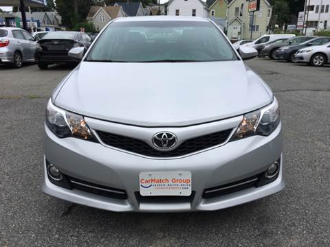 2014 Toyota Camry for sale in Everett, MA