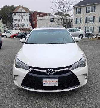 2015 Toyota Camry for sale in Everett MA