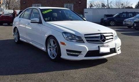 2013 Mercedes-Benz C-Class for sale in Everett, MA