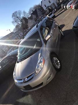 2010 Toyota Sienna for sale in Everett, MA