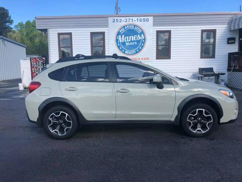 2014 Subaru XV Crosstrek for sale in Rocky Mount, NC