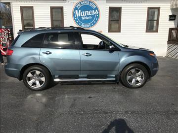 2007 Acura MDX for sale in Rocky Mount, NC