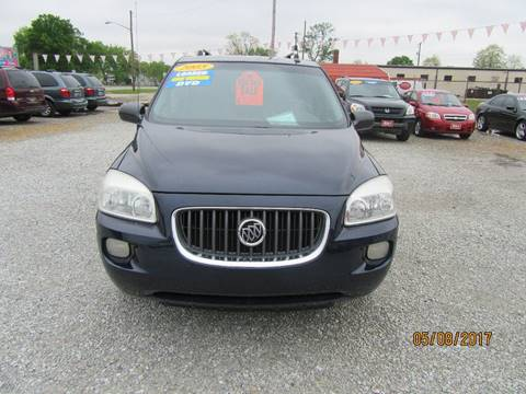 2005 Buick Terraza for sale in Connersville, IN