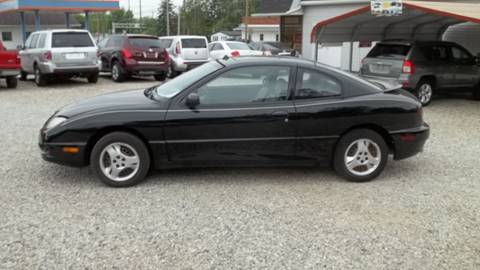 2004 Pontiac Sunfire for sale in Liberty, IN