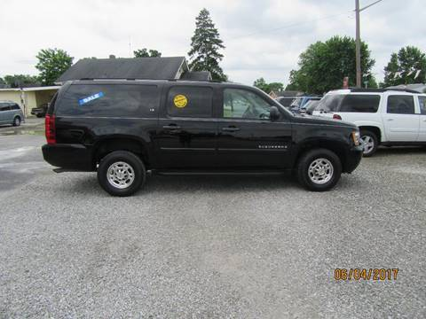 2007 Chevrolet Suburban for sale in Connersville, IN