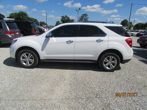 2010 Chevrolet Equinox for sale in Connersville, IN