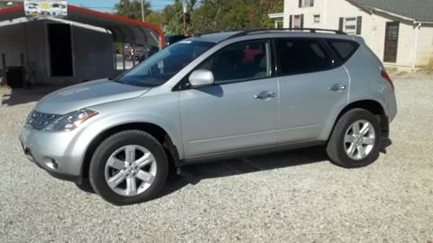 2006 Nissan Murano for sale in Liberty, IN