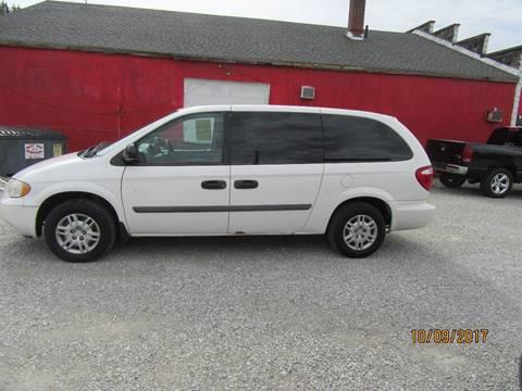 2007 Dodge Grand Caravan for sale in Connersville, IN