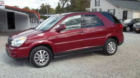 2006 Buick Rendezvous for sale in Liberty, IN