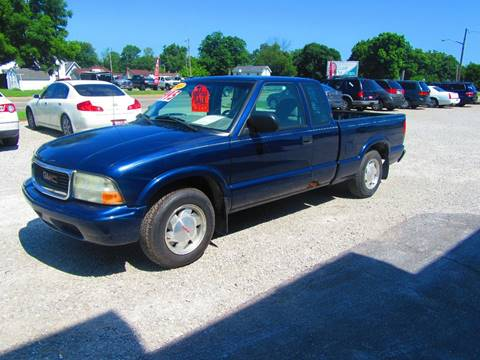 2003 GMC Sonoma for sale in Connersville, IN