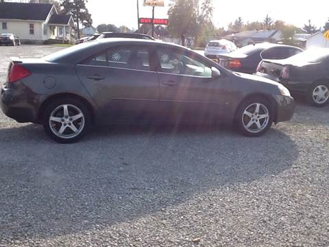 2007 Pontiac G6 for sale in Connersville, IN