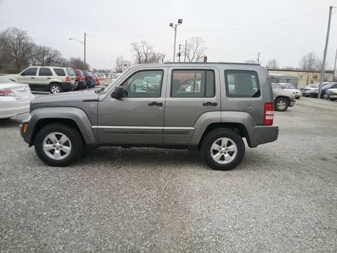 2012 Jeep Liberty for sale in Connersville, IN