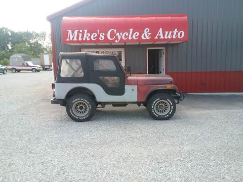 Cool Used Jeep Cj 5 For Sale In Connecticut Carsforsale Com Wiring Cloud Peadfoxcilixyz