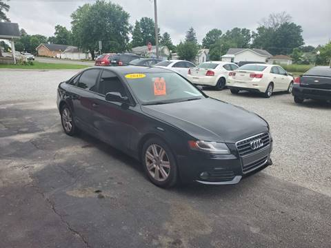 2010 Audi A4 for sale in Connersville, IN