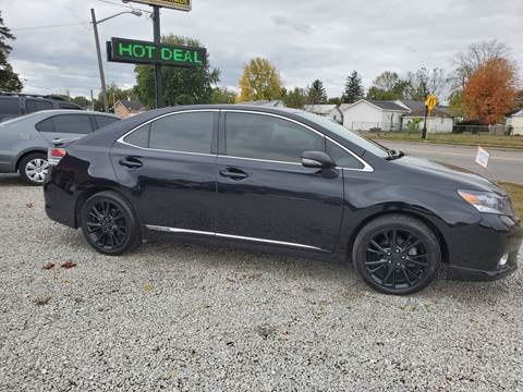 2010 Lexus HS 250h for sale in Connersville, IN
