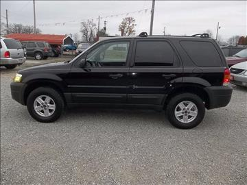 2006 Ford Escape for sale in Rushville, IN