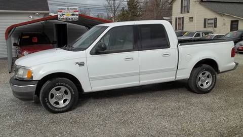 2003 Ford F-150 for sale at MIKE'S CYCLE & AUTO - Mikes Cycle and Auto (Liberty) in Liberty IN