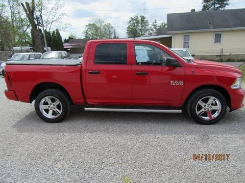 2013 RAM Ram Pickup 1500 for sale in Connersville, IN