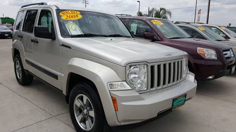 2008 Jeep Liberty for sale in Livingston, CA
