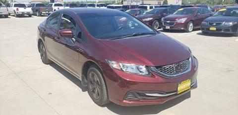 2014 Honda Civic for sale in Livingston, CA