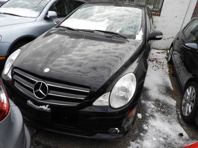 2010 Mercedes Benz R Class AWD R 350 4MATIC 4dr Wagon   New Rochelle