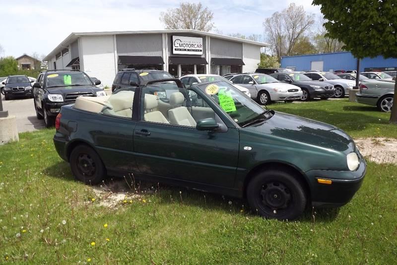 2001 Volkswagen Cabrio GLS 2dr Convertible - Grand Rapids MI