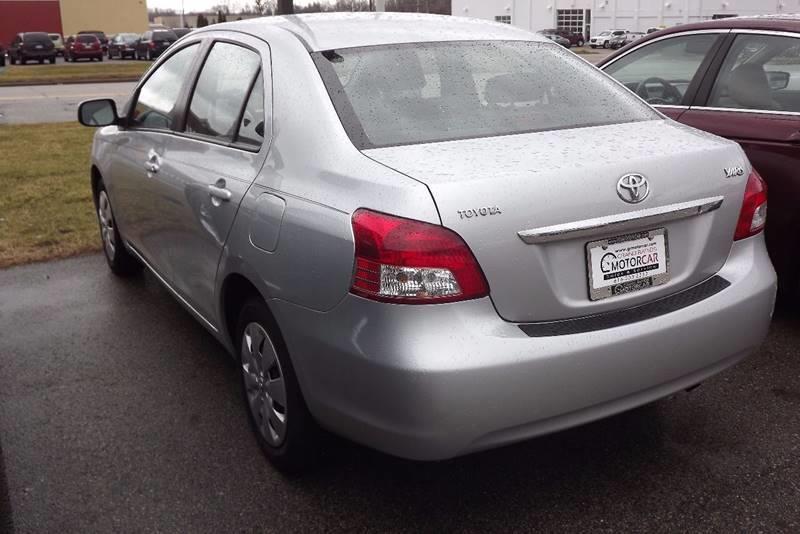 2010 Toyota Yaris 4dr Sedan 4A - Grand Rapids MI