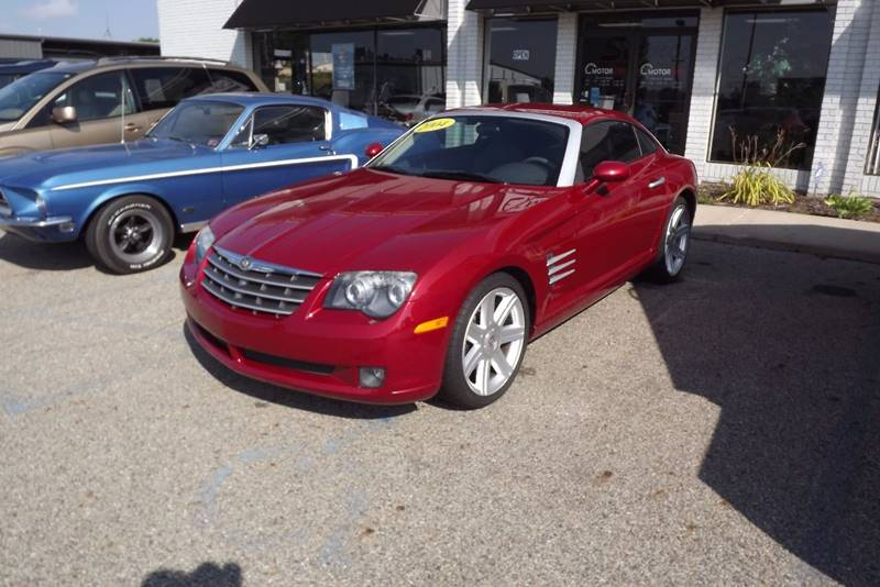 2004 Chrysler Crossfire 2dr Sports Coupe - Grand Rapids MI