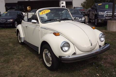 1977 Volkswagen Super Beetle for sale in Grand Rapids, MI