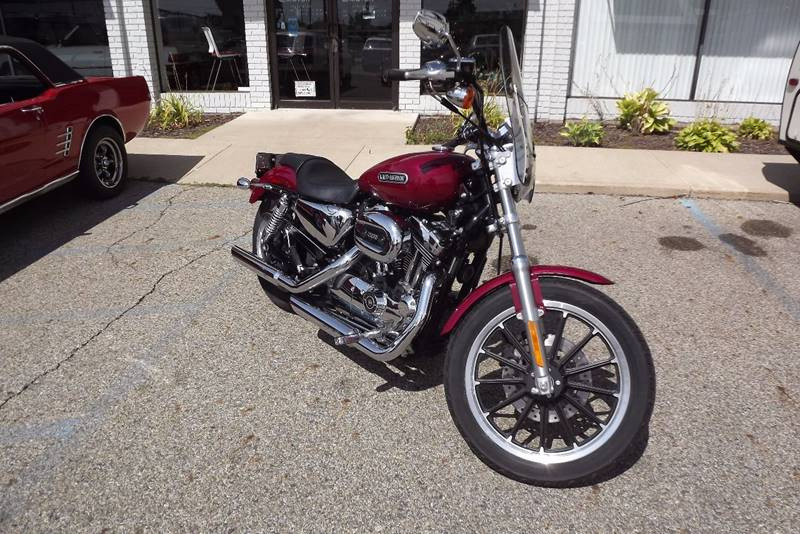 2006 Harley-Davidson Sportster XL 1200L  - Grand Rapids MI