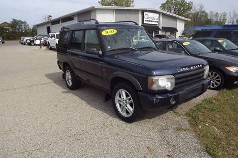 2003 Land Rover Discovery for sale in Grand Rapids, MI