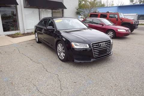2017 Audi A8 L for sale in Grand Rapids, MI