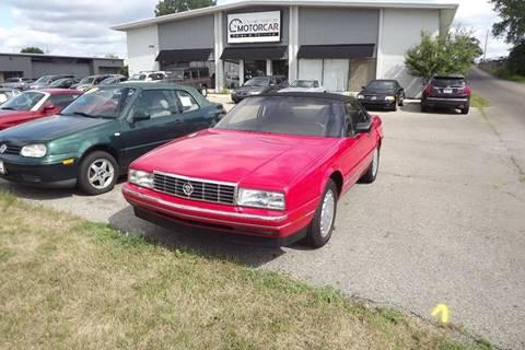 1992 Cadillac Allante for sale in Grand Rapids, MI
