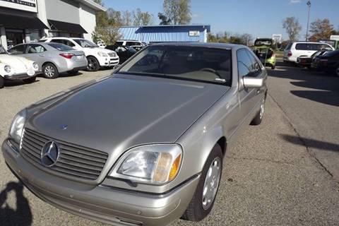 1999 Mercedes-Benz CL-Class for sale in Grand Rapids, MI