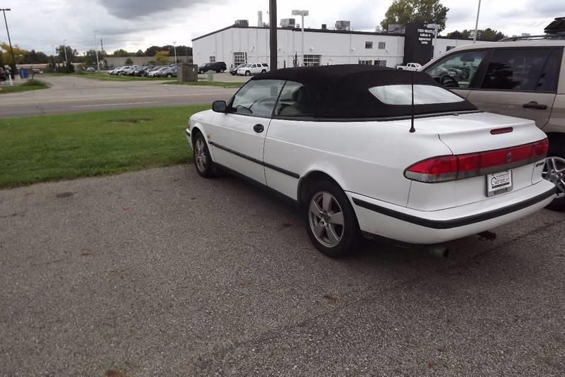 1998 Saab 900 SE Turbo 2dr Convertible - Grand Rapids MI