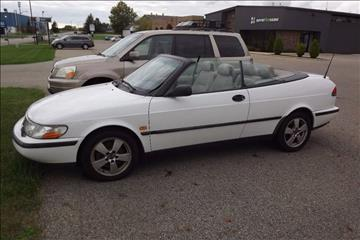 1998 Saab 900 for sale in Grand Rapids, MI