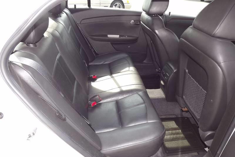 2011 Chevrolet Malibu LTZ 4dr Sedan - Grand Rapids MI