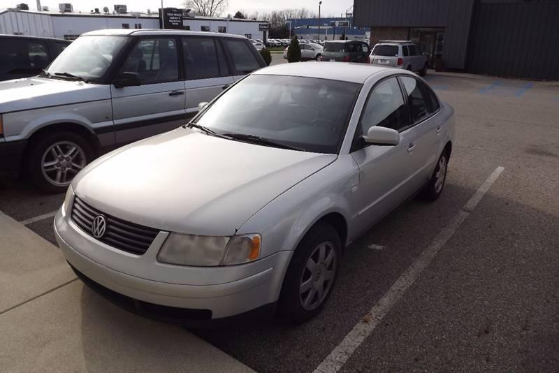 1999 Volkswagen Passat 4dr GLS 1.8T Turbo Sedan - Grand Rapids MI